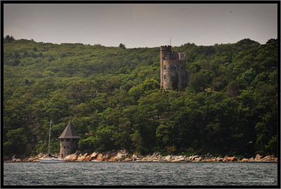The Hammond Castle in Gloucester, MA